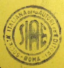 Legge diritto d'autore - SIAE