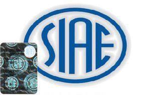 registrazione SIAE